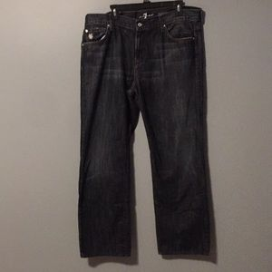 7 for all Mankind jeans size 38